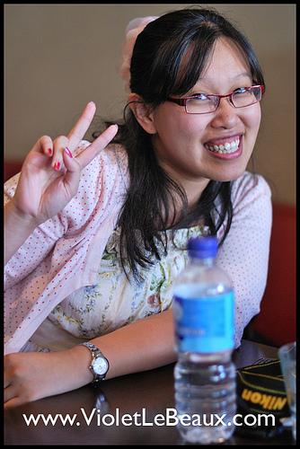 Melbourne Snapshots- Celeste's Nuffnang Panasian Meet up/Graduation!