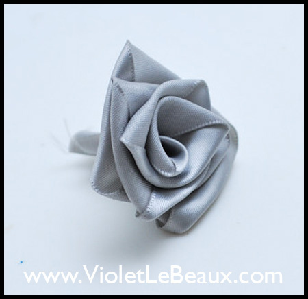 How to Make Perfect Ribbon Roses Craft Tutorial