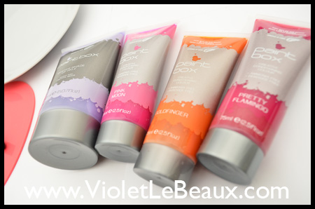My New Pink Hair Dye Routine and Paint Box Dye Review | Violet ...