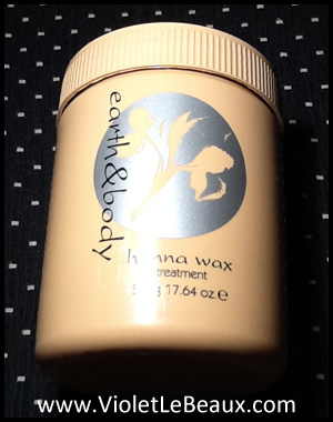 Earth Body Henna Wax Hair Treatment Review Currently Using