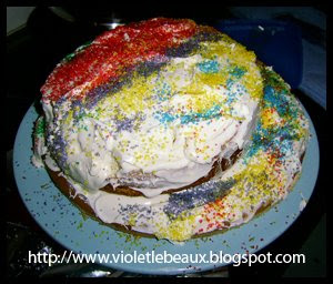 James's cake!