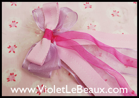 How To Make A Rosette Style Hair Bow