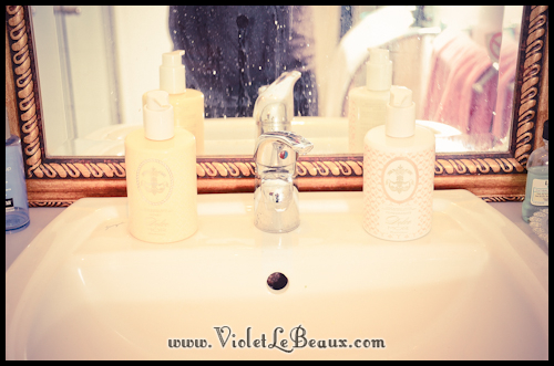 Bathroom Bottle Organisation – Home Sweet Home
