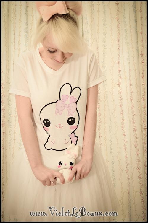Bergamot Bunny Spreadshirt T-Shirt Review
