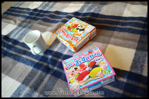 Poppin' Cookin' Sushie Candy Set