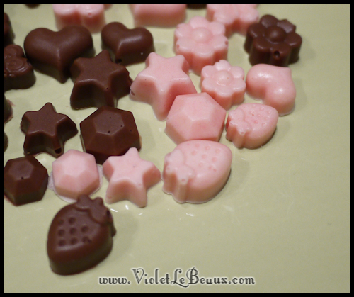 Strawberry Flavoured Mini Chocolates – Food Friday