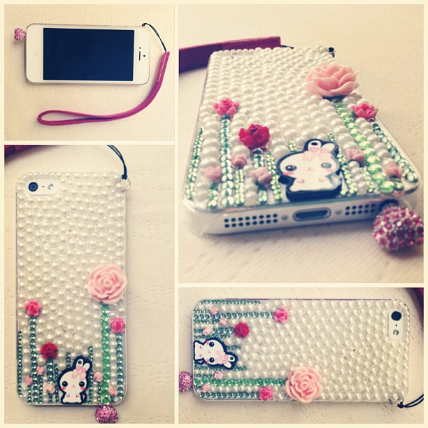 How I Blinged My iPhone 5