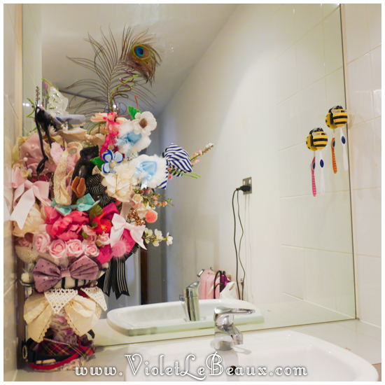 How To Store Hair Accessories- Home Sweet Home