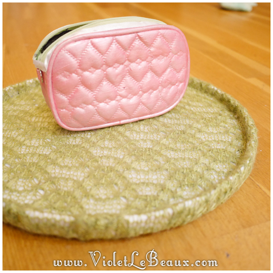 DIY Painted Purse Make Over – Tutorial