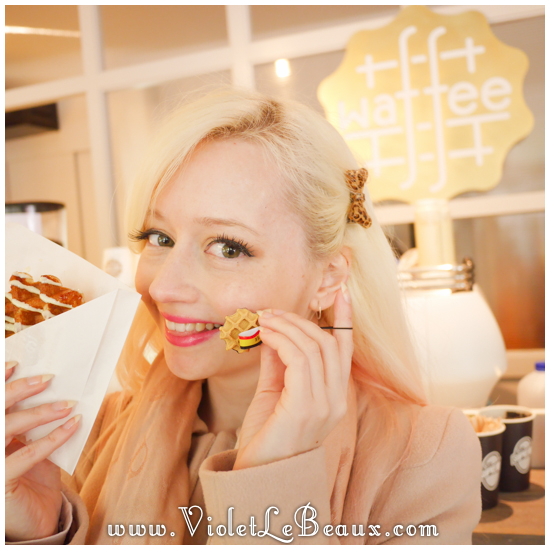 Yummy Waffee Waffles- Melbourne Snapshots