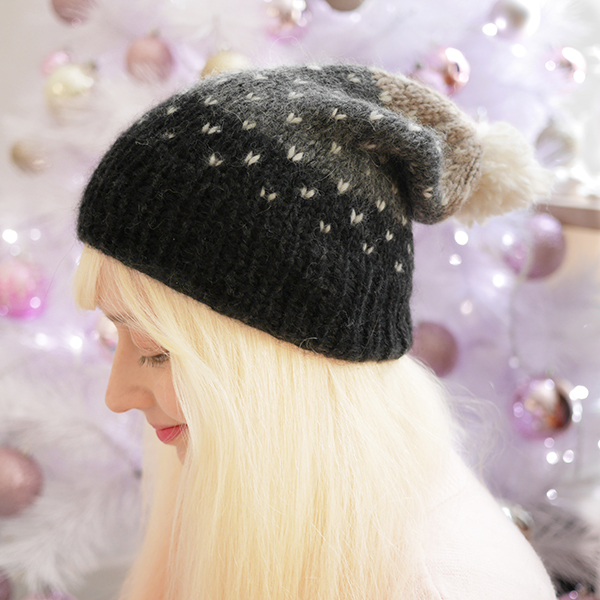 Fireside Beanie – Knitting Pattern!