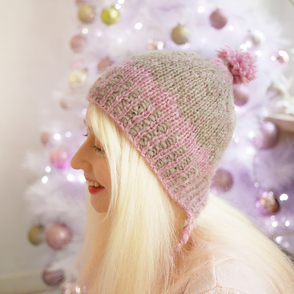 Scalloped Pixie Hat – New Knitting Pattern!
