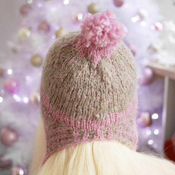 Scalloped Pixie Hat – New Knitting Pattern! | Violet LeBeaux - Tales ...
