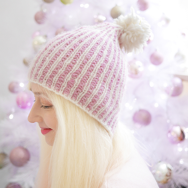 Froyo Hat – Knitting Pattern